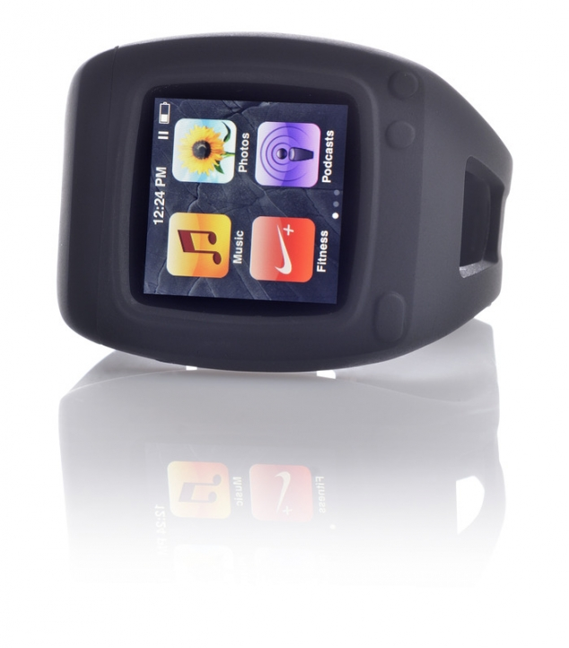 syre bluetooth watch band for the apple nano. Black Bedroom Furniture Sets. Home Design Ideas