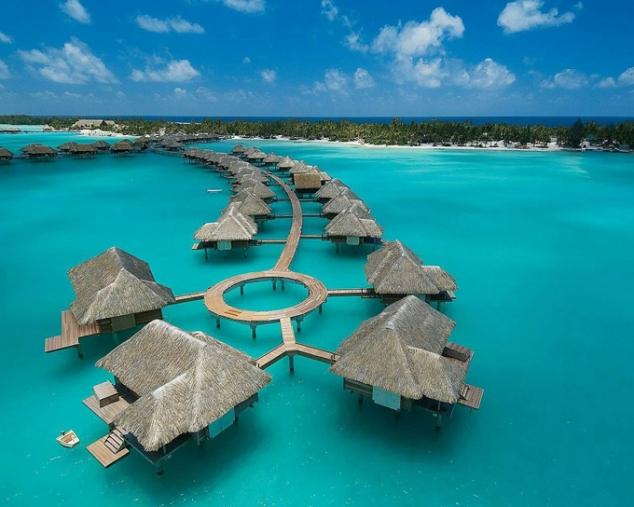 Four Seasons Hotel Bora Bora Favething Com