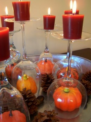 Great Thanksgiving Decorating Idea