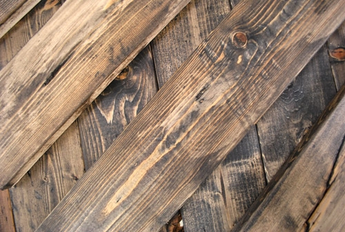 Making New Wood Look Old Favething Com