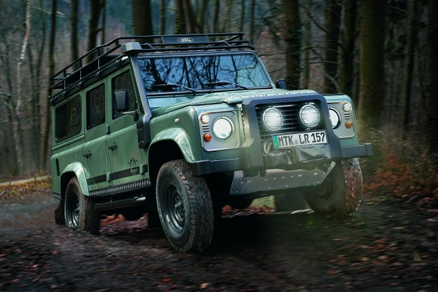 Land Rover Defender 110 Blaser Edition