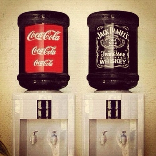 Diy Man Cave Essentials : Jack and coke favething
