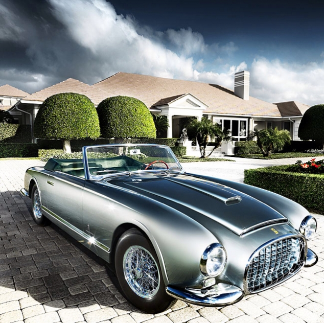 1950 Ferrari 340 America Favething Com