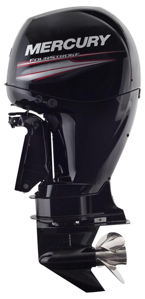 Mercury 150 fourstroke outboard boat motor for Mercury marine motors price