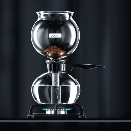 Vacuum Coffee Maker Instructions : Pebo Vacuum Coffee Maker by Bodum - FaveThing.com
