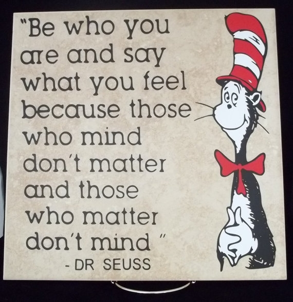 I Love You Quotes Dr Seuss : Dr. Seuss Quote in Quotes & Sayings