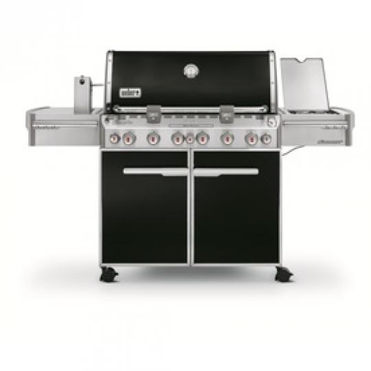 weber summit e 670 6 burner gas grill. Black Bedroom Furniture Sets. Home Design Ideas