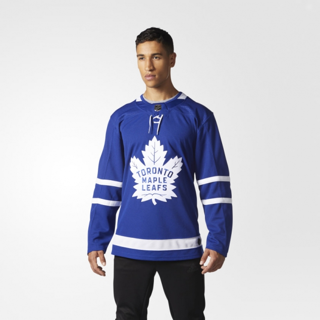 Maple Leafs Home Authentic Pro Jersey