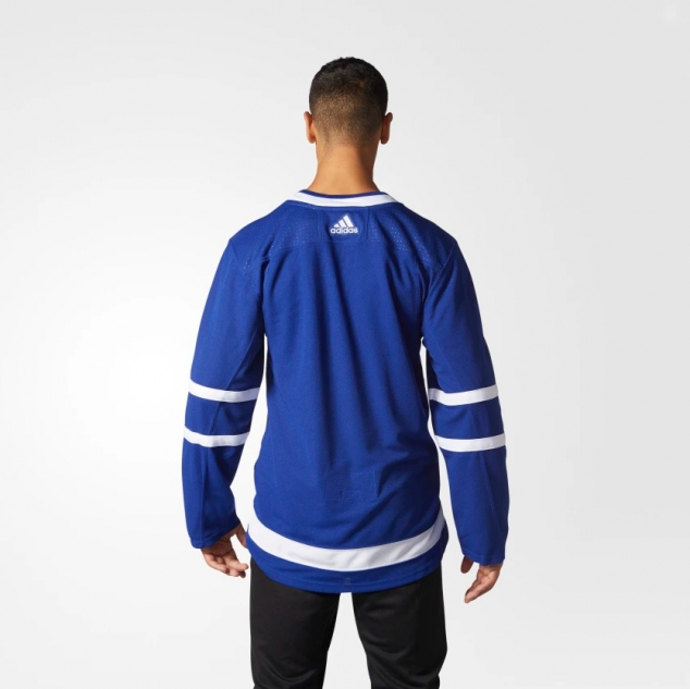 Maple Leafs Home Authentic Pro Jersey - Image 3