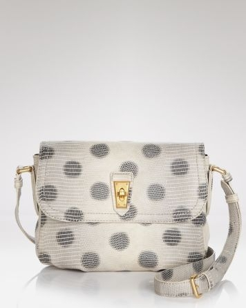 Marc by Marc Jacobs Crossbody - Embossed Lizzie Dots