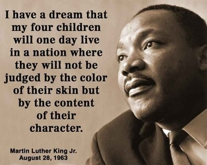 Martin Luther King Jr - I have a dream - FaveThing.com