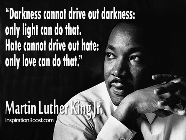 Martin Luther King Jr Quotes About Love Interesting Martin Luther King Jr Quote FaveThing