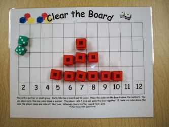 Math Centers and Games - Image 2