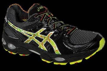 Chaussures de course de Asics homme 13798 Gel Nimbus 14 noires vertes pour homme 9911fbd - trumpfacts.website
