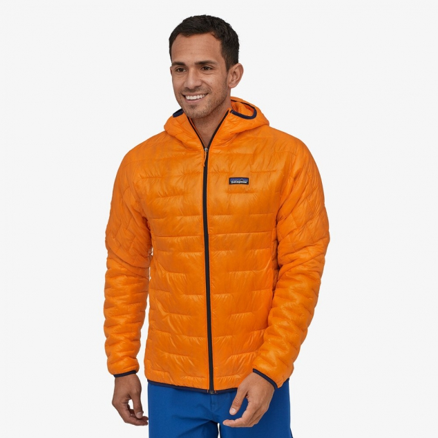 Men's Micro Puff Hoody Jacket