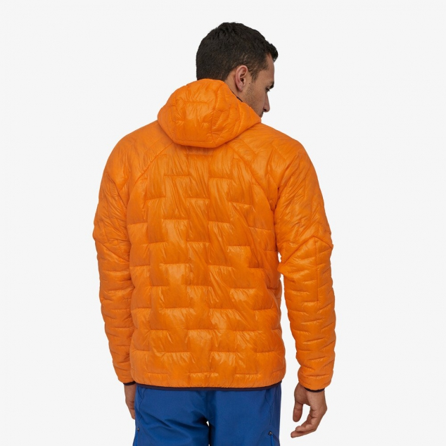 Men's Micro Puff Hoody Jacket - Image 2