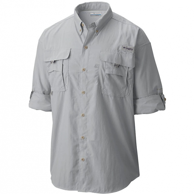 Men's PFG Bahama II Long Sleeve Shirt - Image 3