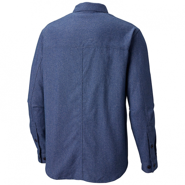 Men's Pilot Peak Long Sleeve Shirt - Image 2