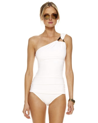 Michael Kors Untamed Solids Tankini