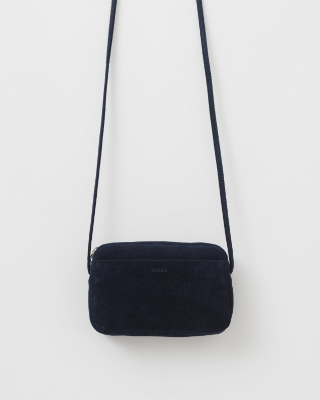 Midnight Suede Mini Purse - Image 2