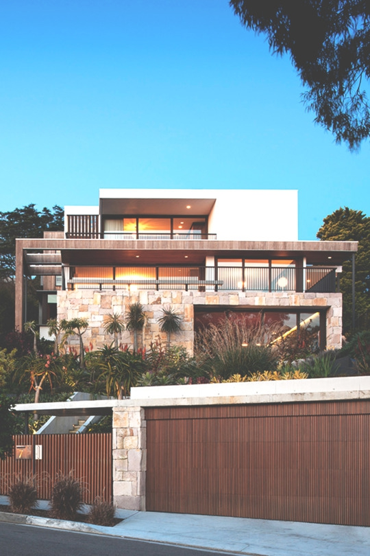 Modern House On A Hill Favething Com
