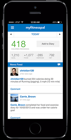 My fitness pal app - Home design app used on love it or list it ...