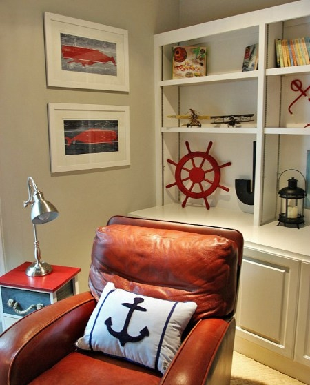 Nautical Boys Bedroom - Image 2