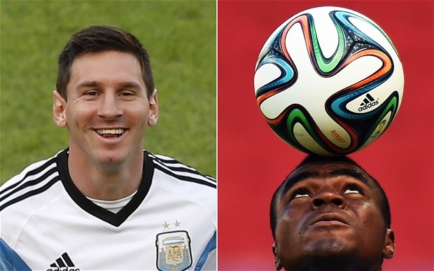 Nigeria vs Argentina @ 1PM today