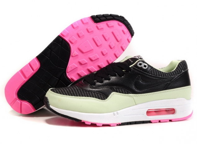super popular fbc69 cdc87 NIKE AIR MAX 1 FB YEEZY BLACKFRESH MINTPINKFLASH