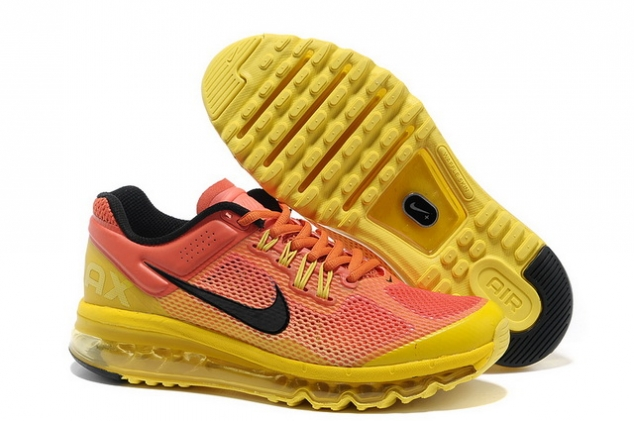 "Nike Air Max+ 2013 ""Sunrise"""