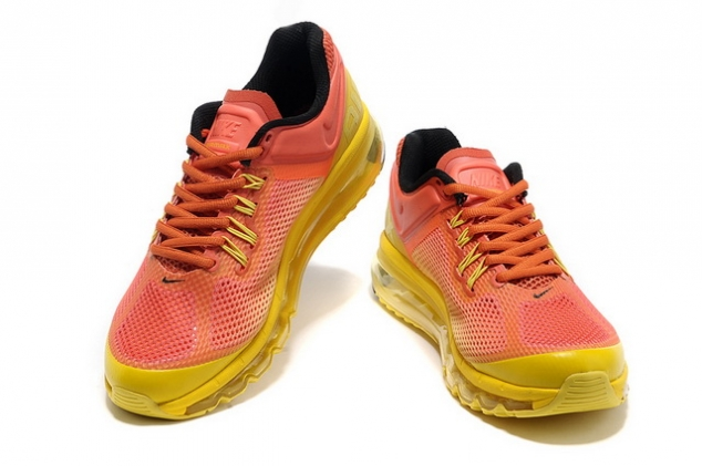 "Nike Air Max+ 2013 ""Sunrise"" - Image 2"