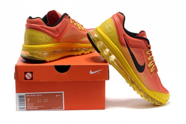 "Nike Air Max+ 2013 ""Sunrise"" - Image 3"