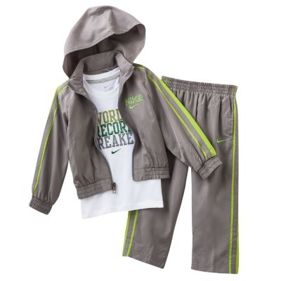 Nike Microfiber Jacket Set - Toddler