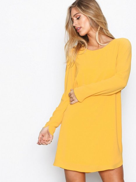 NLY Trend Long Sleeve Shift Dress - Image 2