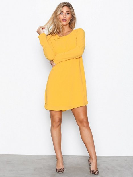 NLY Trend Long Sleeve Shift Dress - Image 3