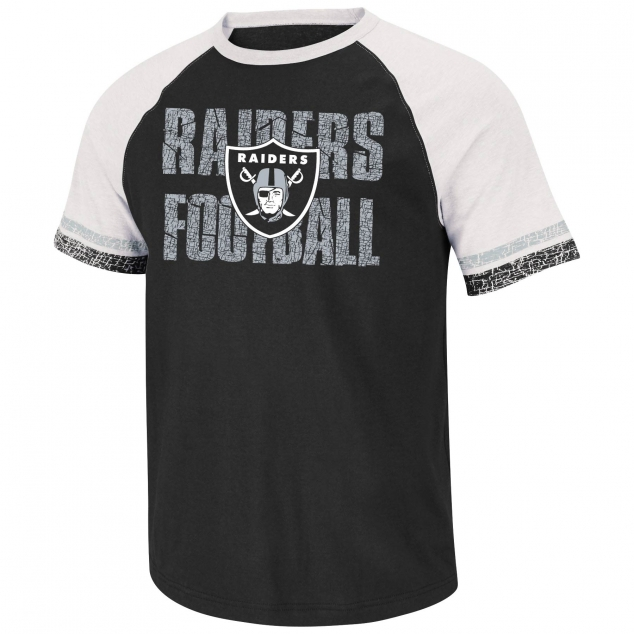 Oakland Raiders Zone Blitz IV NFL T-shirt