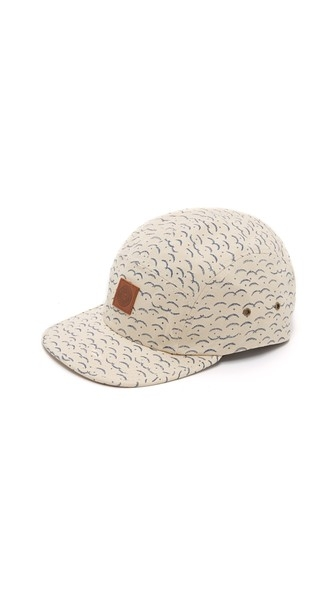 Obey Cliffside 5 Panel Hat