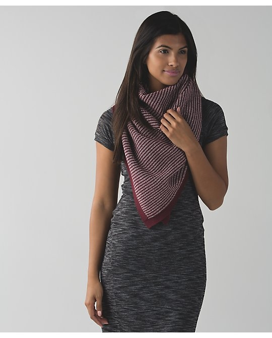 On The Go Scarf by Lululemon  - Image 3