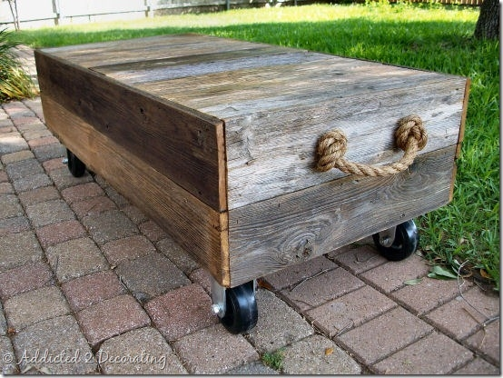Outdoor Coffee Table Ideas CoffeTable