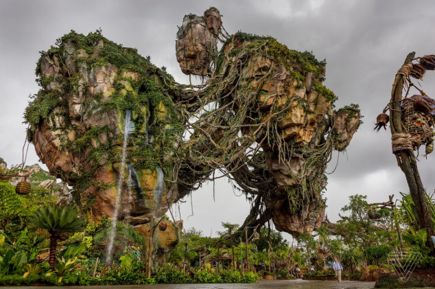 Pandora: Disney Creates The Wonderful World of Avatar