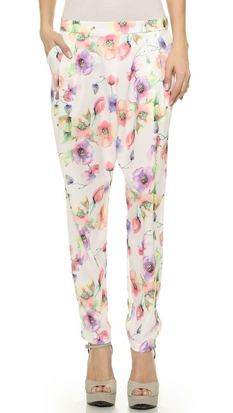 Pastel Trousers from re:named