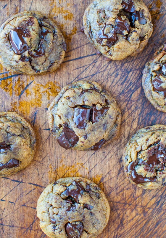 Peanut Butter Chocolate Chunk Cookies - Image 2