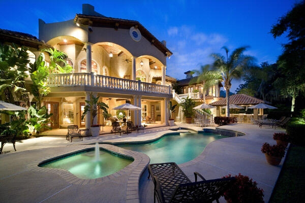 Perfect party house Picture perfect house