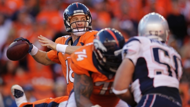 Peyton Manning & The Broncos heading to Super Bowl XLVII