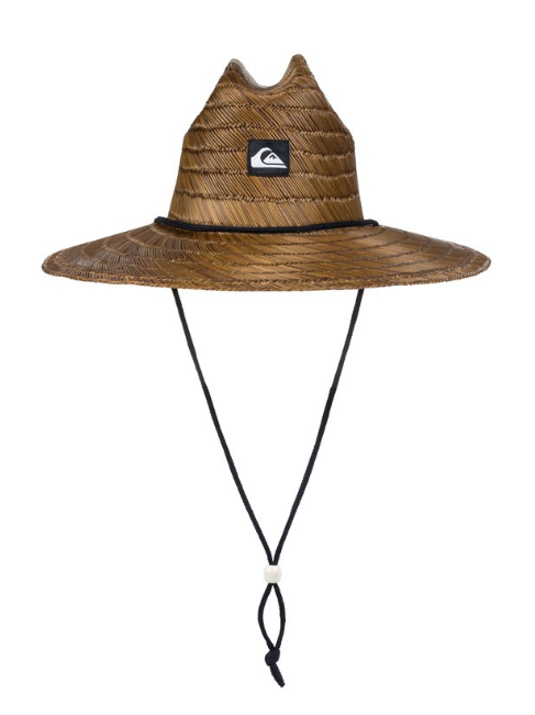Pierside Straw Lifeguard Hat from Quiksilver