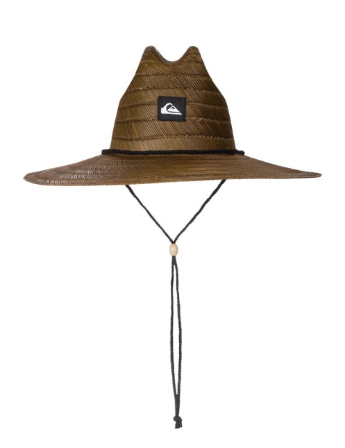 Pierside Straw Lifeguard Hat from Quiksilver - Image 2