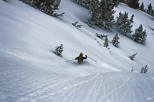 Powder days can't come fast enough