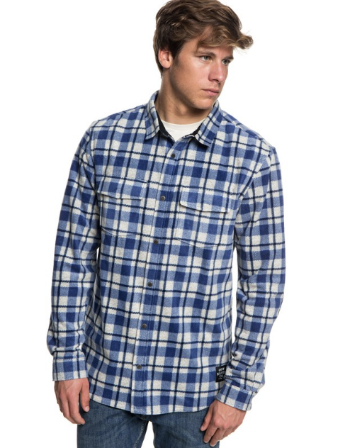 Quiksilver Men's Surf Days Long Sleeve Shirt