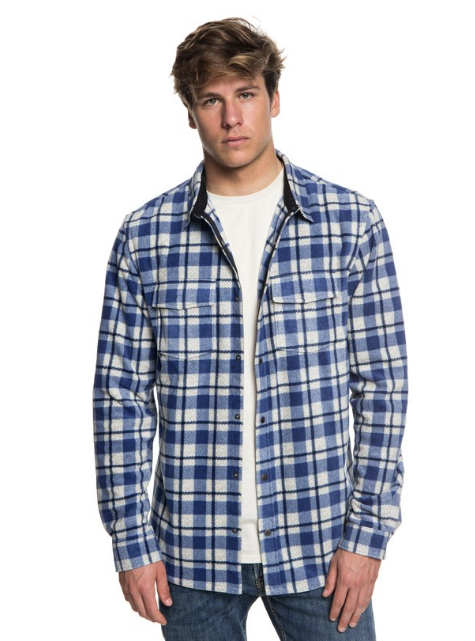 Quiksilver Men's Surf Days Long Sleeve Shirt - Image 2