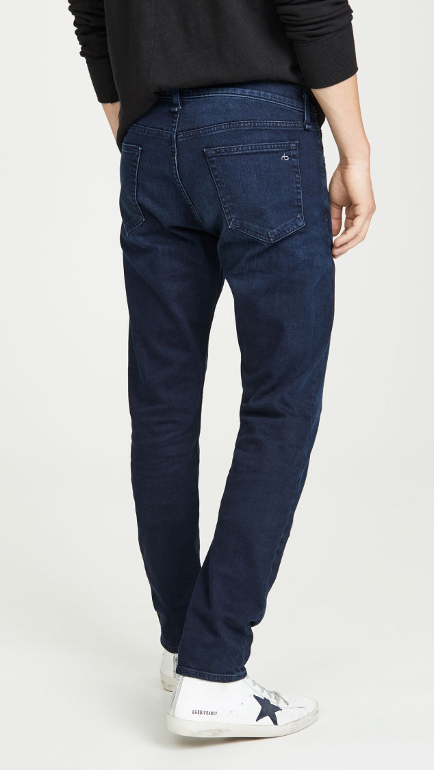 Rag & Bone Standard Issue Jeans - Image 2